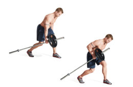 One-Arm Barbell Row Guide