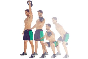 kettlebell-clean-press