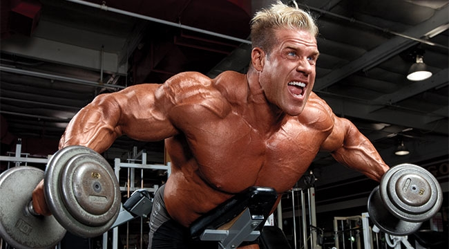 Jay Cutler's Workout Routine, and Bodybuilding Tips