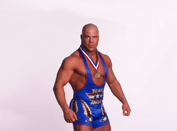Kurt Angle Workout