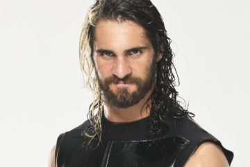 Seth Rollins Cover