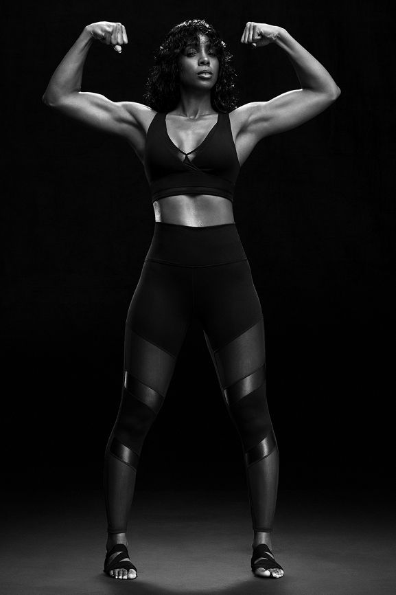 Kelly Rowland Workout Routine