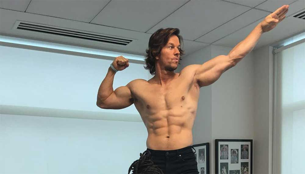 Mark Wahlberg Workout Routine
