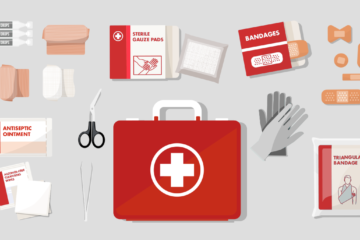 The Home Medical Supplies You Should Always Have In Your First Aid Kit