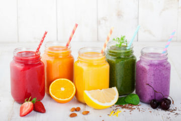 Easy Breakfast Smoothies for Fast Morning