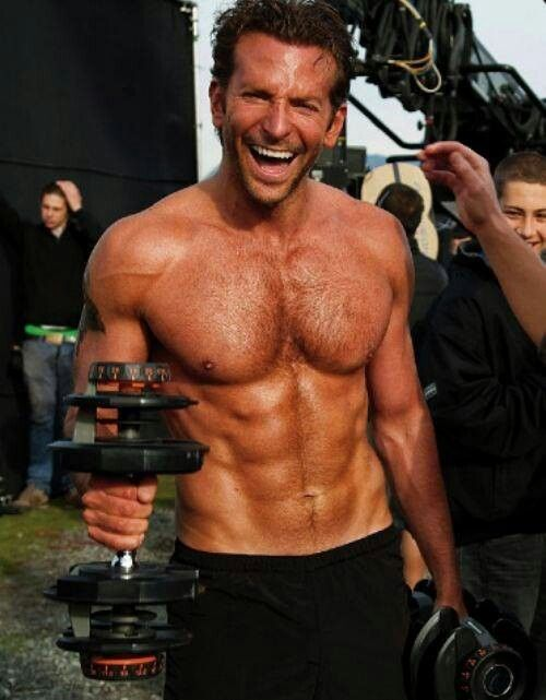 Bradley Cooper Fitness Routine and Diet Plan