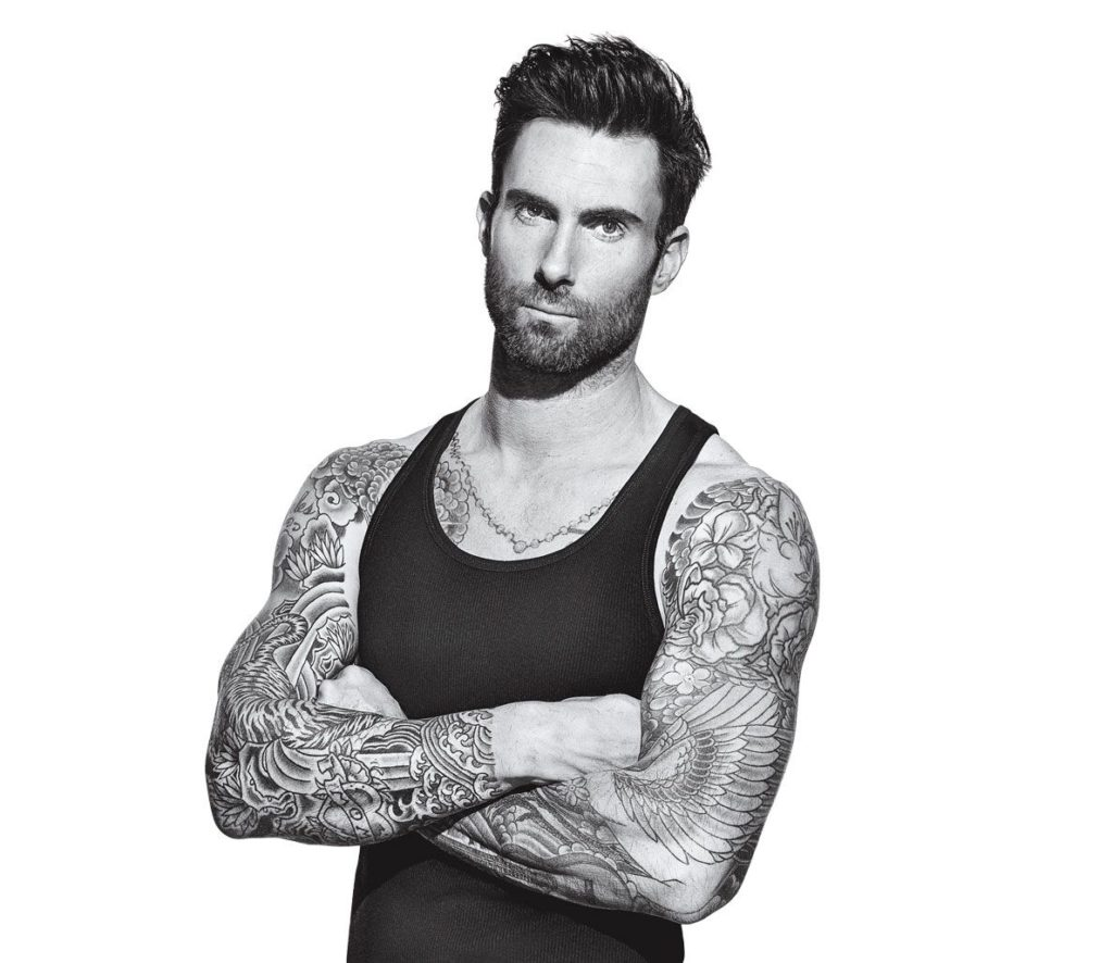 Adam Levine Workout and Diet Plan