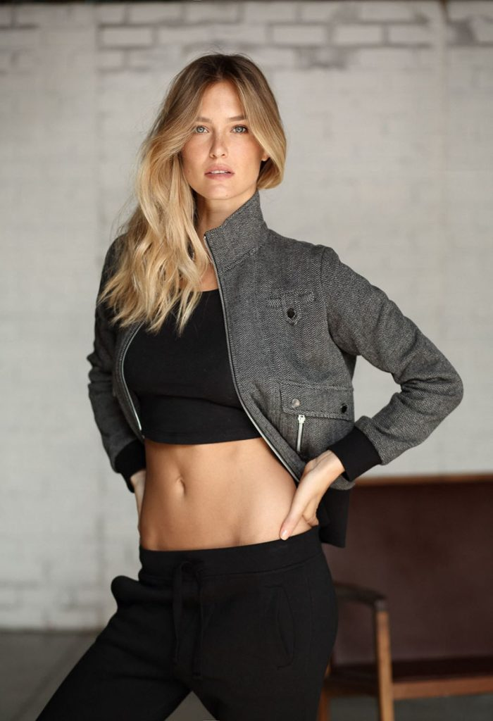 Bar Refaeli Workout