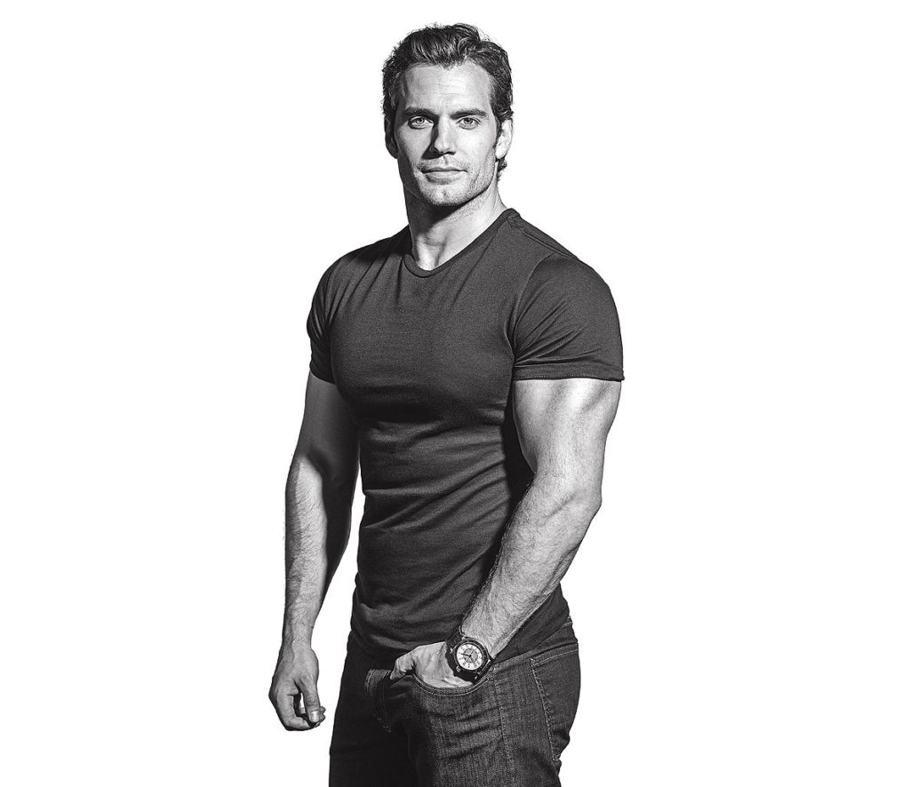 Henry Cavill Wokout and Diet Plan