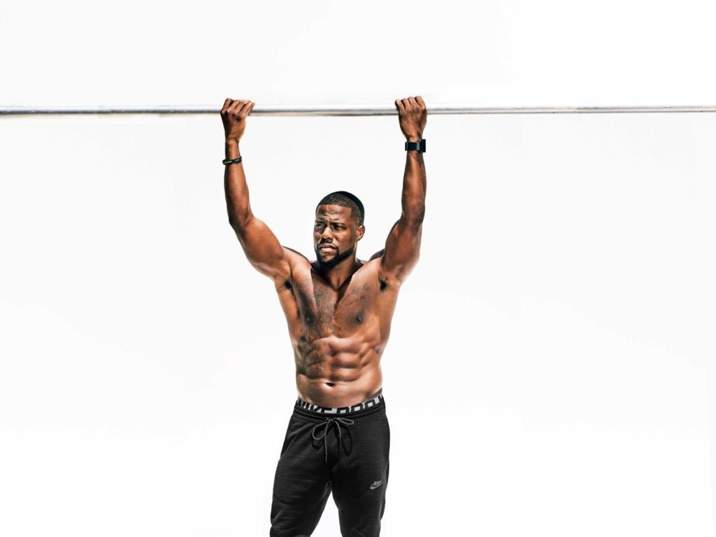 Kevin Hart Workout