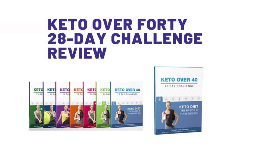Keto Over Forty 28-Day Challenge